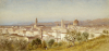 View Of Florence, 1874 by Samuel Colman