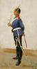 Infantry Officer, Full Dress by Frederic Remington