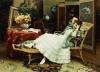 Repose, 1888. by Julius Leblanc Stewart