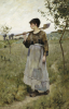 Home From The Fields by Charles Sprague Pearce