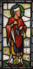 Saint Andreas by William Burges
