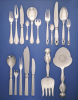 Danish Silver Flatware Services by Christie's Images
