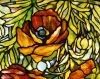 Oriental Poppy by Tiffany Studios