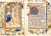 Book Of Hours, Crucifixion Of Christ, Dutch, c.1470 by Christie's Images