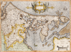 Map Of Holland from 'Galliae Tabule Geographicae' by Christie's Images