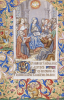 Book Of Hours, Use Of Paris, Ca.1490 by Christie's Images