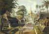 Great Dagon Pagoda, Rangoon, Burma by George Hunt