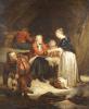 Edouard En Ecosse by Paul Delaroche