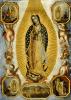 La Virgen De Guadalupe by Christie's Images