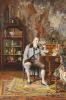 The Connoisseur by Johann Hamza