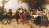 The Country Fair, 1886 by Theodore Gerard