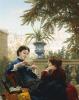 Idle Moments by Louis Pinel de Grandchamp