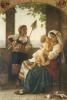 Maternal Love by August Weckesser