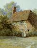 Near Westerham, Kent by Helen Allingham
