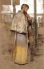 A Neapolitan Monk by John Frederick Lewis