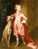 Portrait Of A Young Boy by Robert Byng