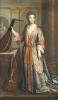 Portrait Of Henrietta Auverquerque, Countess Of Grantham by Thomas Murray