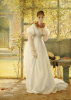 In The Walled Garden by George Dunlop Leslie