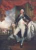 Portrait Of George III, 1790 by Mather Brown