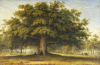 The Beggars Oak by John Glover