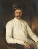 Portrait Of Framji Nasserwanji Patel by Benjamin Hudson