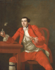 Portrait Of A Gentleman by George Knapton