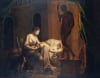 Penelope Unravelling Her Web by Joseph Wright Of Derby