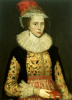 Portrait Of Margaret Layton Of Rawdon (1579-1662), Circa 1620 by English School