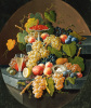 Still Life With Fruit by Severin Roesen