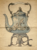 A Shaped Silver Kettle And Stand by Christie's Images