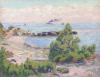 Saint Palais, Pointe De La Perriere, Circa 1893 by Jean-Baptiste-Armand Guillaumin