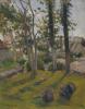 Les Dindons (Pont Aven Landscape), 1888 by Paul Gauguin