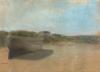 Bateau Echoue by Edgar Degas