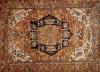 An Antique Heriz Carpet by Christie's Images