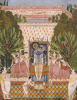 Worship Of Shri Nathji. Rajasthan, C.1825 by Christie's Images