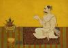 A Portrait Of Raja Kirpal Of Basohli, Circa 1690 by Christie's Images