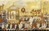 State Procession Of Raja Tulsaji Of Tanjore, Circa 1780 by Christie's Images
