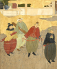 Detail From Portuguese Traders by Christie's Images