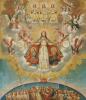 The Celestial Court. La Corte Celestial by Cuzco School