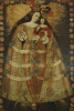 The Virgin Of Pomata With A Rosary by Cuzco School