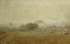 Fog. Effet De Brouillard, 1872 by Claude Monet