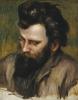 Portrait De Claude Terrasse by Pierre Auguste Renoir