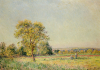 A Summer's Day, 1886 by Alfred Sisley
