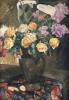Rosen, Flieder Und Kalla, 1913 by Lovis Corinth