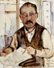 Self Portrait, 1918 by Lovis Corinth