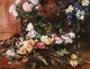 Rosen, 1910 by Lovis Corinth