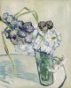 Still Life, Vase Of Carnations, 1890 by Vincent Van Gogh