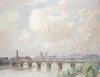Waterloo Bridge, 1916 by Emile Claus