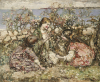 The Butterfly, 1918 by Edward Atkinson Hornel