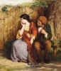 Moment Of Suspense, 1861 by George Smith